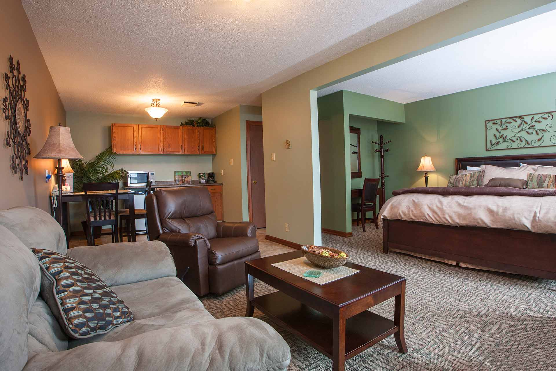 natures inn red lake executive suites